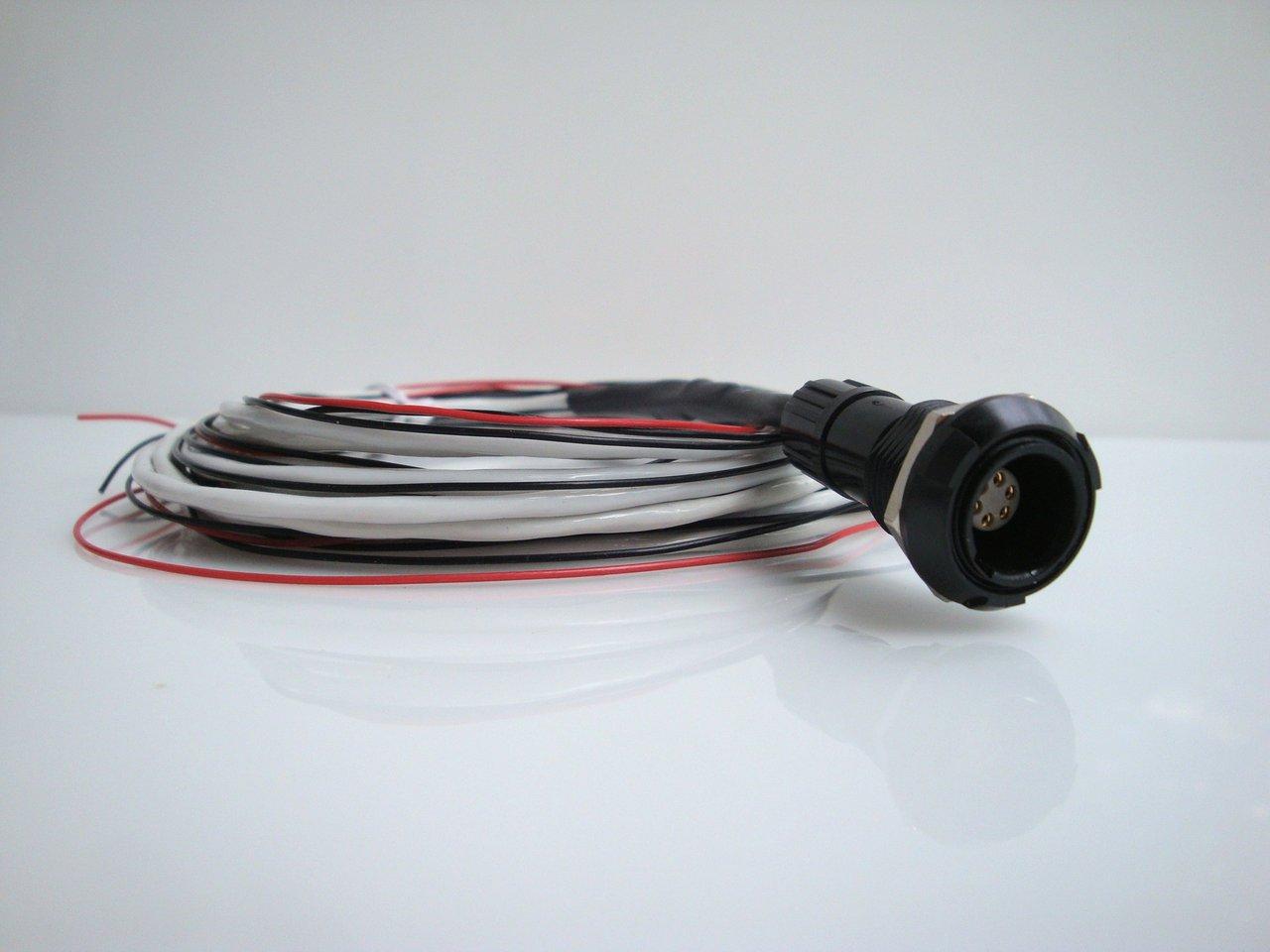 Bose wiring harness lemo headset a zulu