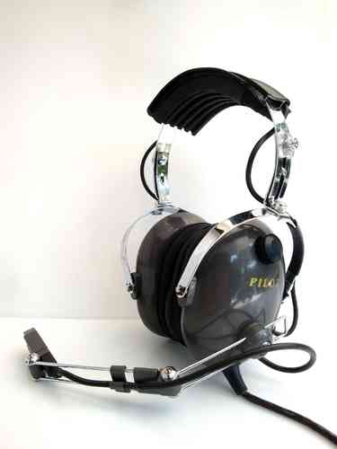 Pilot Communications Aviation Headset PA 11-40