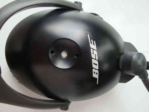 Bose X Aviation Headset with Lemo/Redel-Connector
