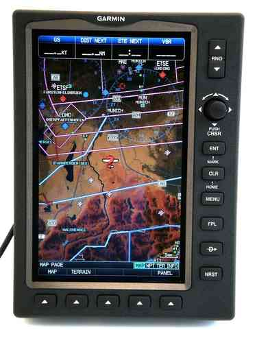 Garmin GPSMAP 695 Portable GPS-Receiver