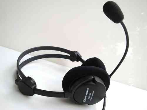 Sennheiser HME 46 Aviation Headset with XLR-5 Plug