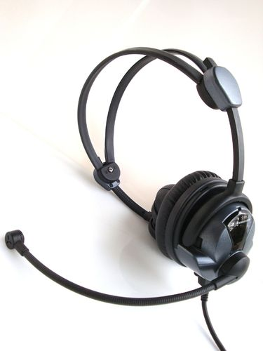 Sennheiser HMEC-26-2-1 ANR Headset with Twin Plugs