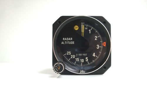 King KI-250 Radar Altimeter Indicator