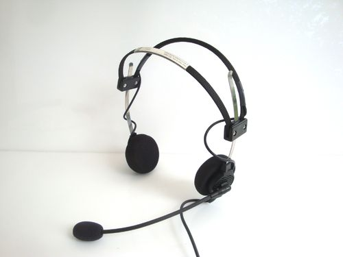 TELEX Airman 750 with XLR-5 Plug